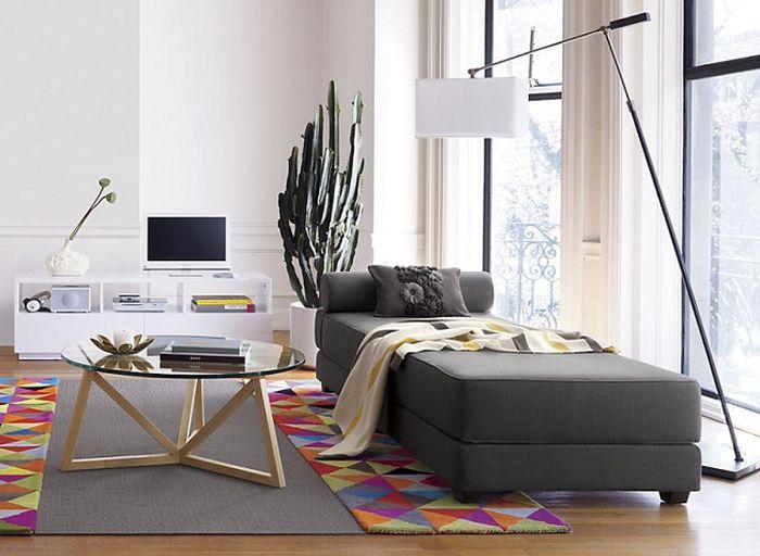 ghế sofa nhỏ cách điệu