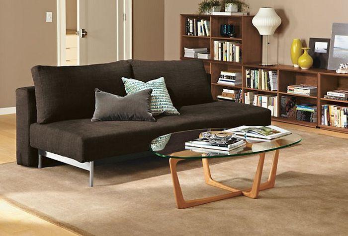 Những kiểu ghế sofa nhỏ, cá tính cho phòng khách nhỏ 3