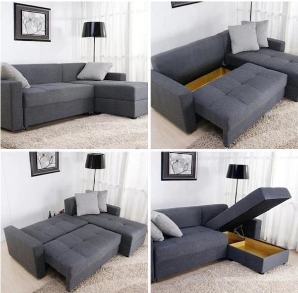 7 Mẫu ghế sofa đẹp cho phòng khách nhỏ, hiện đại cho bạn lựa chọn 3