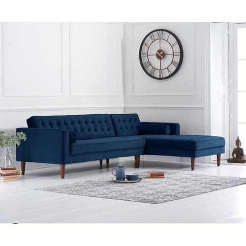 Bộ sưu tập ghế sofa đẹp màu xanh tươi mát 8