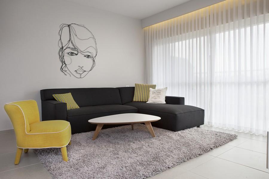 Nên chọn sofa phòng khách màu gì cho gia đình? 2