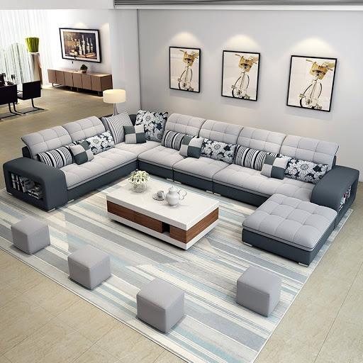 kích thước ghế sofa chữ U
