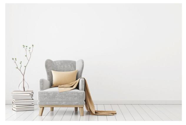 Bỏ túi 6 ý tưởng trang trí không gian phòng khách với sofa nhỏ2