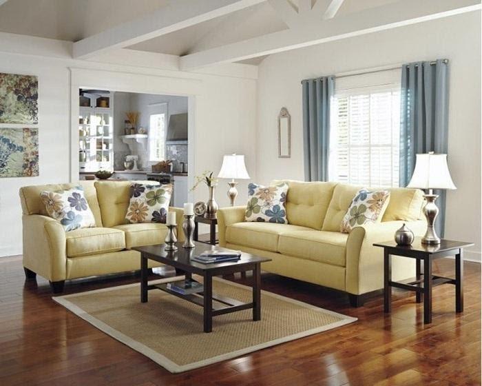 Top 8 mẫu ghế sofa da màu vàng sang trọng nhất hiện nay 4