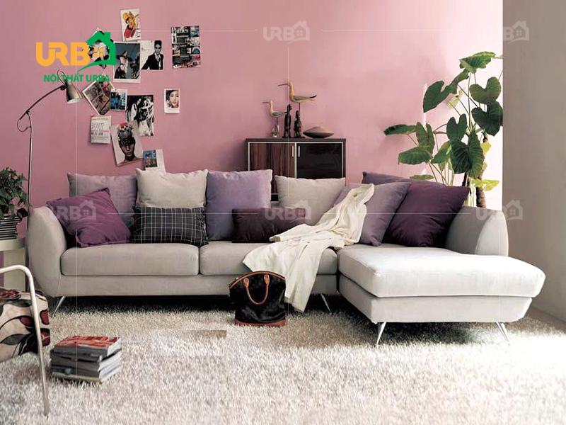 Bỏ túi 6 ý tưởng trang trí không gian phòng khách với sofa nhỏ1