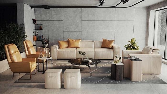 Mua bàn trà sofa giá rẻ ở đâu Hà Nội? 2