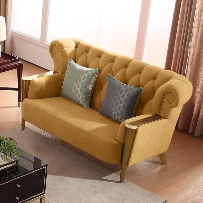 sofa da nhật
