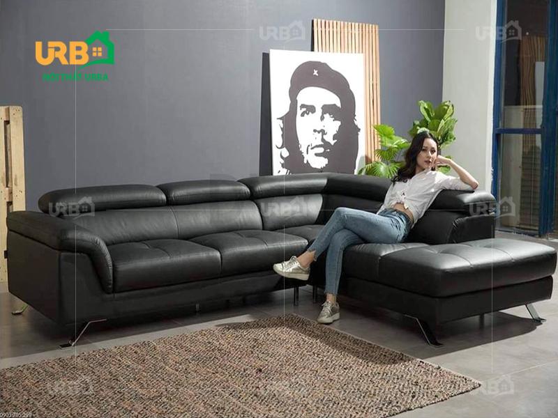 Kích thước ghế sofa chữ L phải chuẩn với từng không gian phòng khách