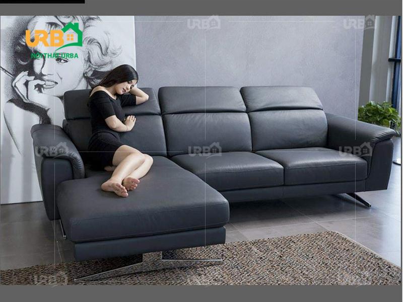 Sofa phòng khách hình chữ L