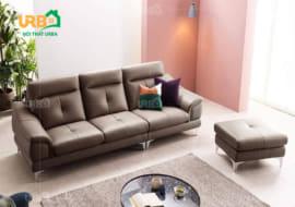 Sở hữu bộ sofa đẹp giúp không gian nhà bạn sang trọng, đẳng cấp hơn
