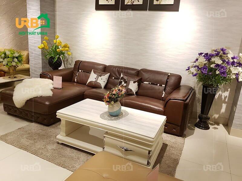 sofa phòng khách nhỏ giá rẻ nhưng kiểu dáng đẹp