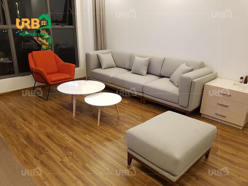 Bộ sofa nhỏ thích hợp không gian phòng khách nào?2
