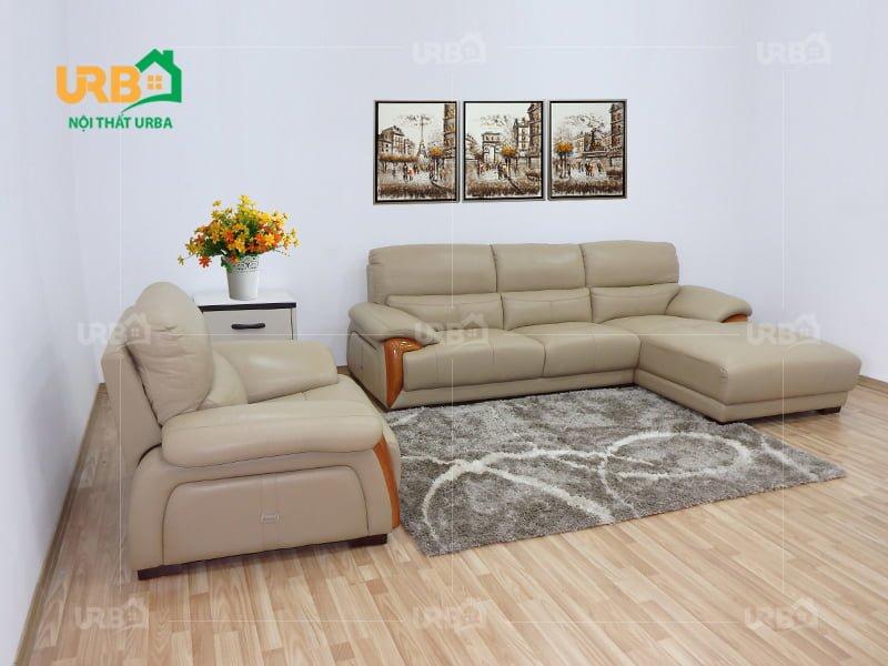 Mách bạn phân biệt bộ bàn ghế sofa giả da và da thật3