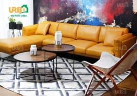 6 điểm mạnh bộ bàn ghế sofa da không làm bạn thất vọng