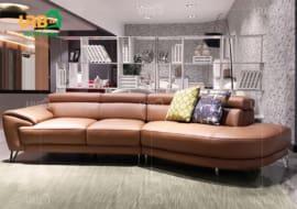 Ý nghĩa của sofa góc trong phòng khách gia đình