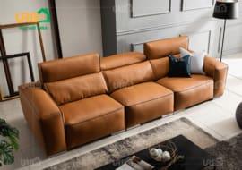 sofa da mang lại sự sang trọng, lich sự vượt tầm