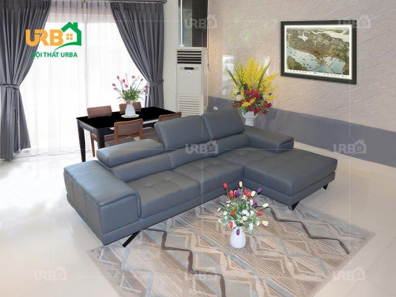 Tiêu chí chọn sofa phòng khách cho chung cư