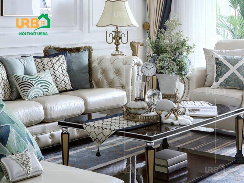 Có nên mua những mẫu ghế sofa phong cách Châu Âu hay không ? 6