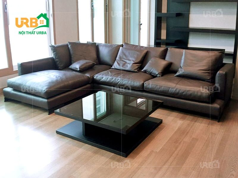"""""""Ngất ngây"""" với 5 bộ bàn ghế sofa cao cấp tại Urba2"""