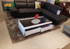 Kích thước bàn trà sofa chuẩn nhất sẽ mang lại không gian phòng sang trongj, đẳng cấp