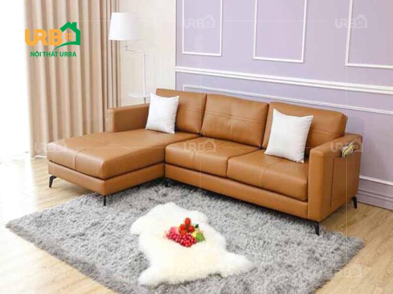 Mẫu bàn ghế sofa phòng khách nhỏ đẹp nhất hiện nay
