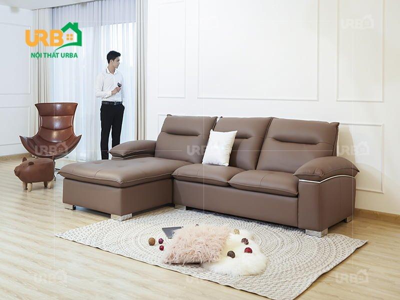 """4 mẫu sofa cao cấp nhập khẩu """" áp đảo"""" mọi chất liệu2"""