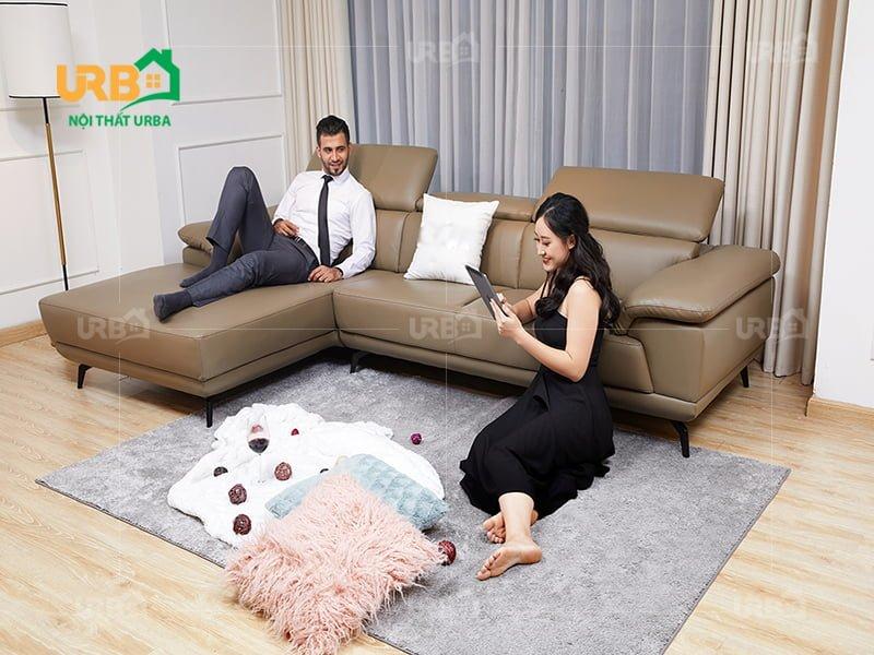 """Cách bài trí bộ sofa cao cấp """" hợp phong thủy, hút tài lộc"""" 5"""