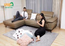 Không gian phòng khách nhà bạn cuốn hút hơn nhờ ghế sofa hiện đại này
