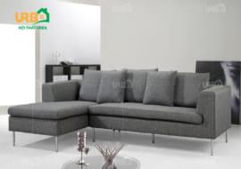 Rất nhiều ưu điểm vượt trội của mẫu sofa nỉ này