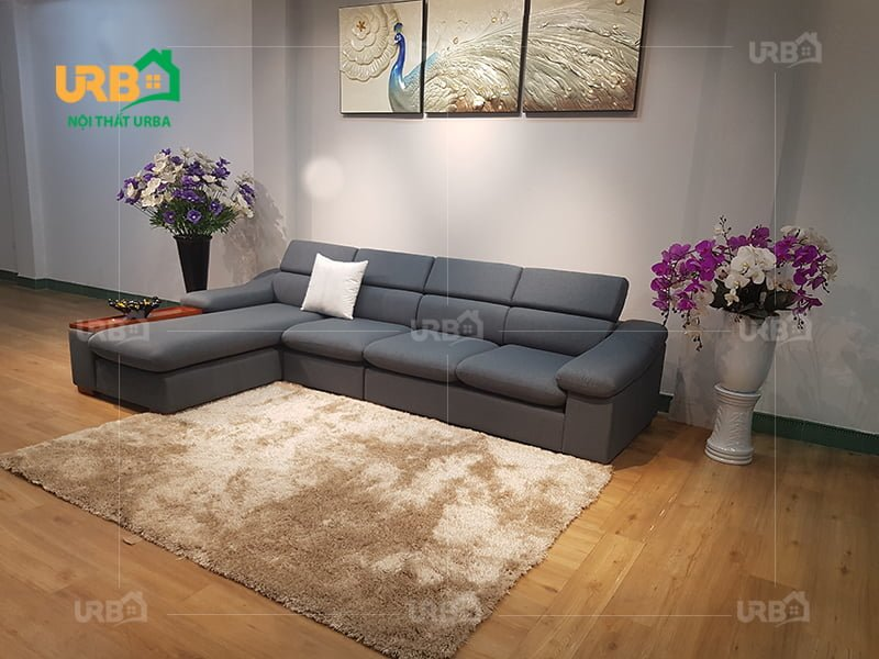 Lý do nào khiến sofa góc vải nỉ sử dụng rộng rãi đến thế ? 4