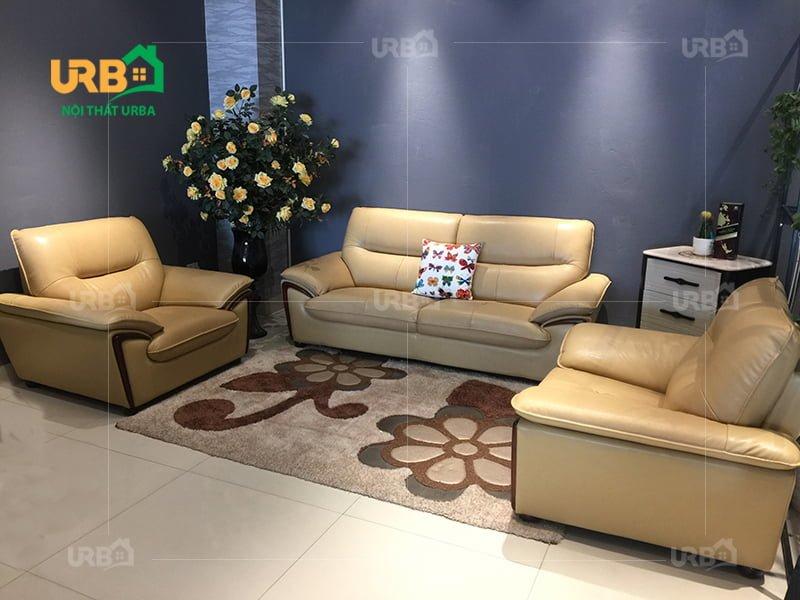 Phòng khách của nhà bạn đã có mẫu ghế sofa da đẹp chưa ?2