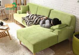 Ưu điểm vượt trội của sofa nỉ cao cấp ít người biết đến