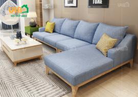 Các mẫu sofa nỉ phòng khách cao cấp taị Nội Thất Urba