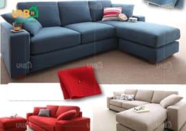 Cảnh báo ! Mua sofa vải nỉ phòng khách với giá thành rẻ 2