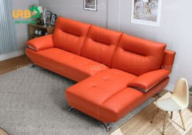 Nổi bật căn phòng nhà bạn với tông cam khác biệt