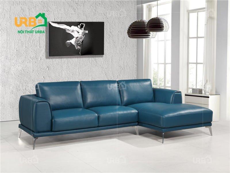 Cách chọn chất liệu sofa góc phù hợp cho từng gia đình