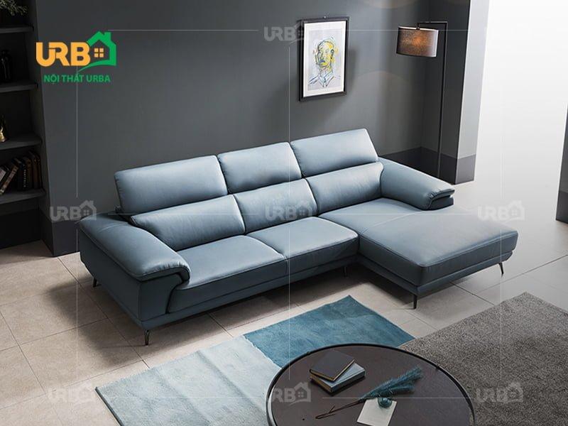 Mua sofa góc cho căn hộ chung cư cần lưu ý điều gì ?