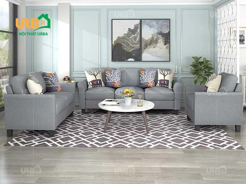Cách bố trí sofa trong phòng khách hợp phong thủy3