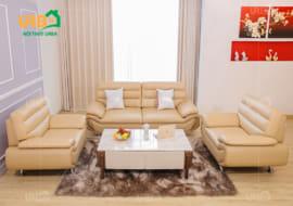 Cách bố trí sofa trong phòng khách