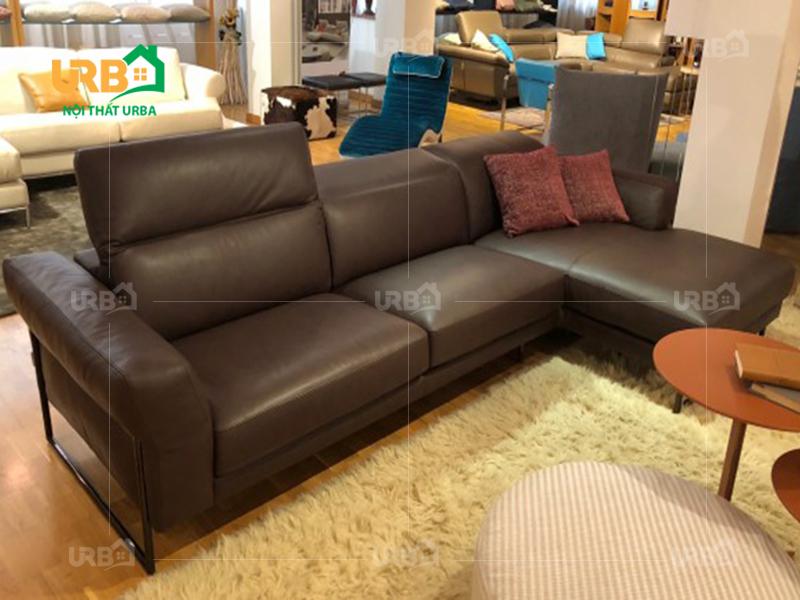 Cách chọn chất liệu sofa góc phù hợp cho từng gia đình 2